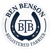 BT Benson - Registered Farrier